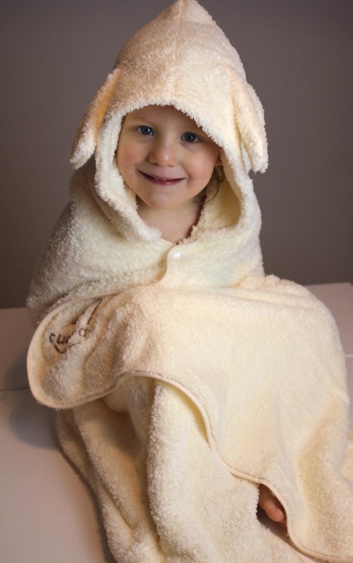 Cuddledry Snuggle Bunny Towel 4