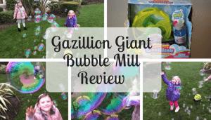 Gazillion Giant Bubble Mill Review
