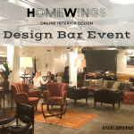 Homewings Design Bar Event