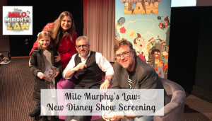 Milo Murphy's Law: New Disney Show Screening