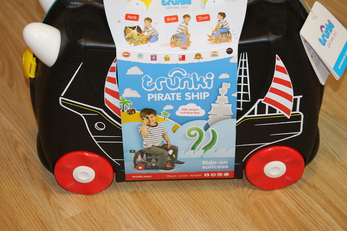 Pedro the Pirate Ship Trunki 1