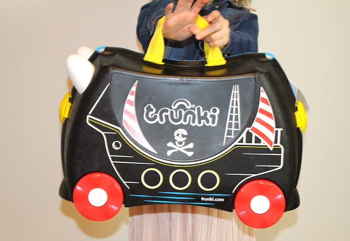 Pedro the Pirate Ship Trunki 2