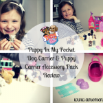 Puppy In My Pocket Dog Carrier & Puppy Carrier Accessory Pack Review