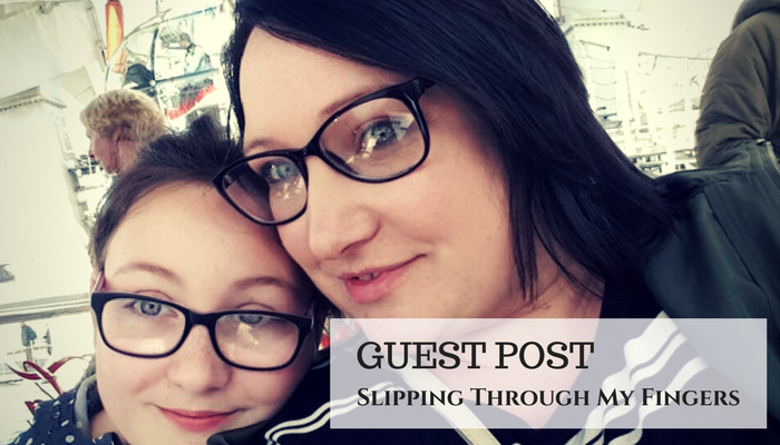Slipping Through My Fingers (Guest Post)
