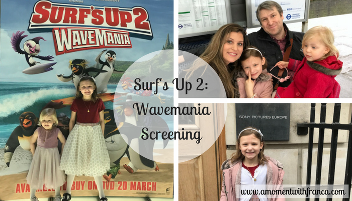 Surf's Up 2- Wavemania Screening