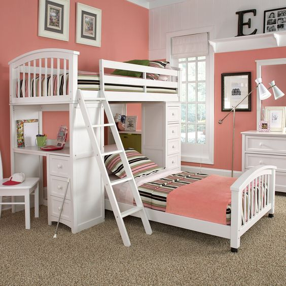 bunk bed option 1