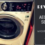 AEG 8000 Series 8Kg Washing Machine Review
