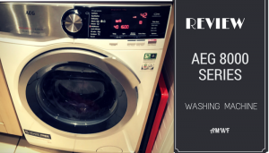 AEG 8000 Series 8Kg Washing Machine Review