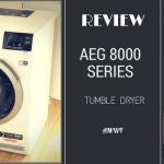AEG 8000 Series Heat Pump Tumble Dryer Review