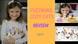 Fuzzikins Cozy Cats Review
