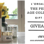 L'Oreal Paris 'The Perfect Age Collection' Review & Giveaway