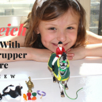 Schleich Show With Knabstrupper Mare Review