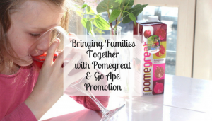 Bringing Families Together with Pomegreat & Go Ape Promotion