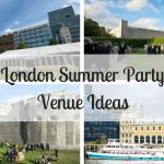 London Summer Party Venue Ideas