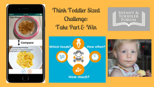 Think Toddler Sized Challenge: Take Part & Win