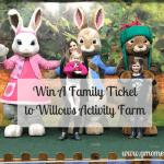 Win A Family Ticket to Willows Activity Farm