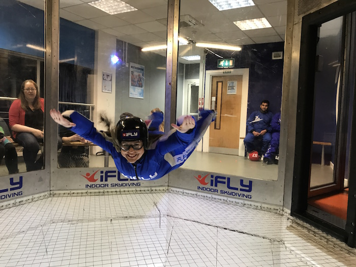 Red Letter Days & iFly Indoor Skydiving Event at Milton
