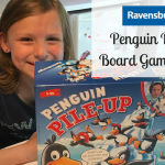 Ravensburger Penguin Pile-Up Board Game Review
