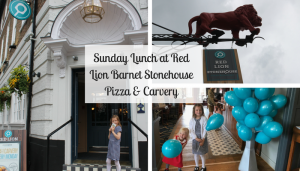Sunday Lunch at Red Lion Barnet Stonehouse Pizza & Carvery