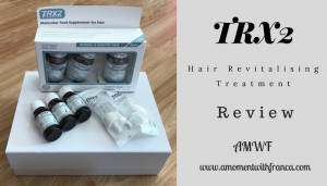 TRX2 Hair Revitalising Treatment Review