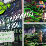 Flip Out Trampoline Park Review & Giveaway