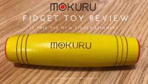 MOKURU Fidget Toy Review: Is This The New Fidget Spinner? + Giveaway
