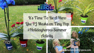 Tiny Pop Holiday Heroes: Be A Hero like the PJ Masks!