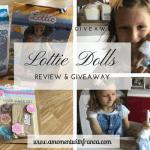 Lottie Dolls Review & Giveaway