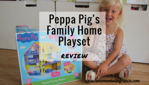 Peppa Pig's Family Home Playset – Review