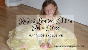 Rubie's Limited Edition Belle Dress – Harrods Exclusive