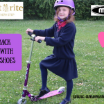 Scooting Back To School with Start-Rite Shoes