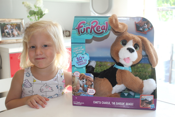Hasbro FurReal Chatty Charlie The Barkin' Beagle Review