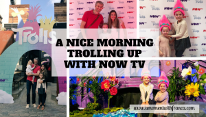 A Nice Morning Trolling Up With Now TV