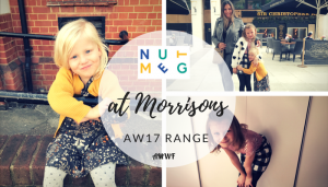 Nutmeg At Morrisons AW17 Range