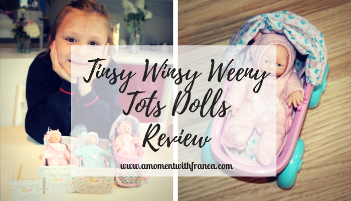 Tinsy Winsy Weeny Tots Dolls Review