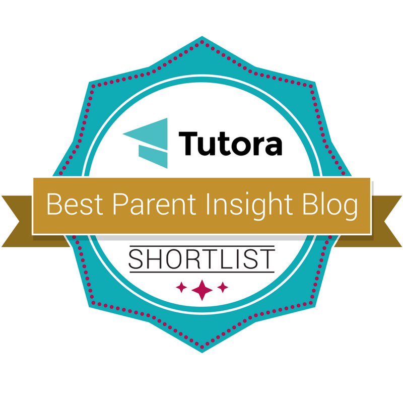 Tutora Best Parent Insight Blog Award Shortlist