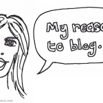 My very first post: A reason to blog