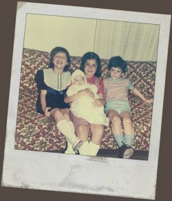 Childhood Memories – My Siblings