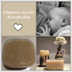 A fantastic food for Breastfeeding