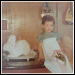 Childhood Memories – My 2nd Birthday