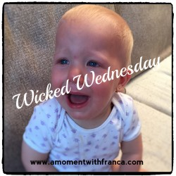 Wicked Wednesday #2 – Yet Another Tantrum