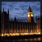 My Sunday Photo #6 – Big Ben lit up at night