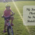 My Sunday Photo – No More Stabilisers