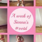 Sienna's #OOTD – 1st week of August