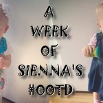 Sienna's #OOTD – 2nd week of August