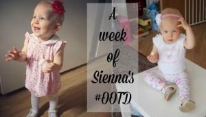 Sienna's #OOTD – 3rd week of August