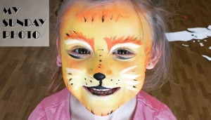 My Sunday Photo – Face Painting