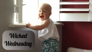 Wicked Wednesday: Miss Climber!