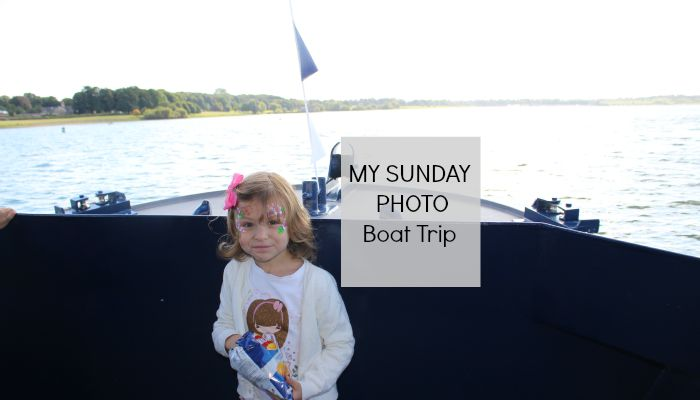 My Sunday Photo – Boat Trip