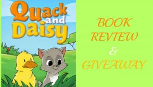 Quack and Daisy Book Review & Giveaway